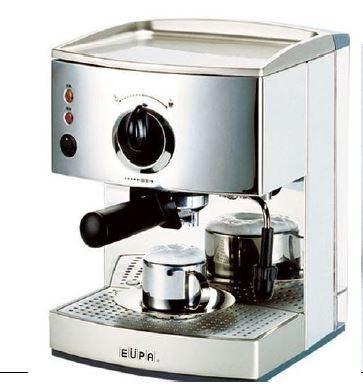 Maquina de cafe semiautomatica