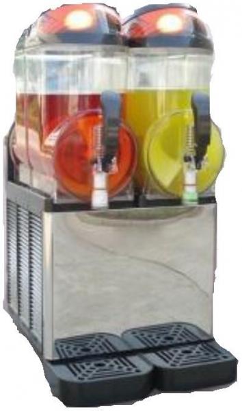 Maquina granizadora de jugos