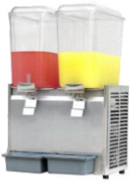 Maquina de jugos doble