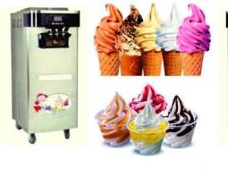 Maquina de helado soft