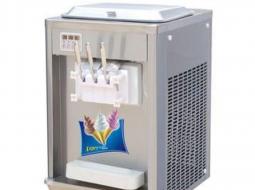 Maquina helado soft de mesa